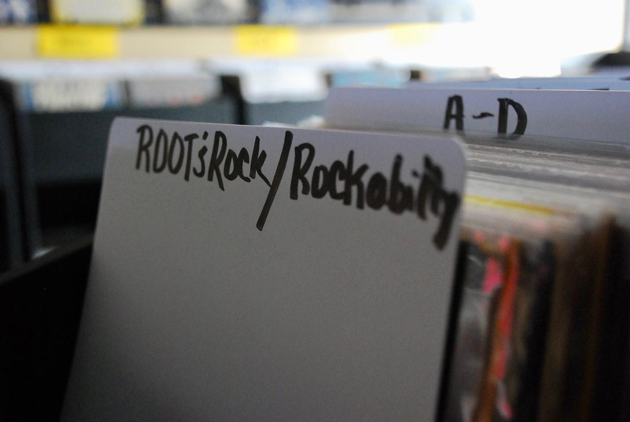 Rockabilly, Rap, Jazz, Bluegrass, Comedy. It's all here.