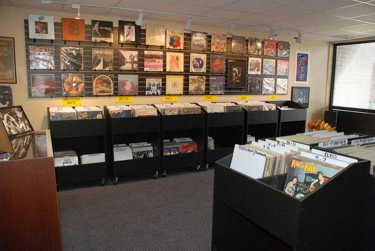 Welcome to Buffalo Boogie Records!