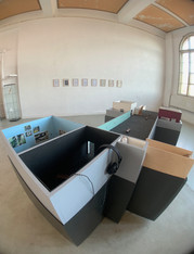 INDEPENDENT MUSEUM OF FUTURE ARTS / CONSTRUCTION