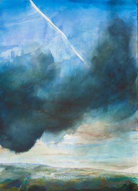 Anna Härtelt Malerei Bauhaus Leipzig Deutschland Kunst Art painting SHOULD STRANGERS SWALLOW IT UP