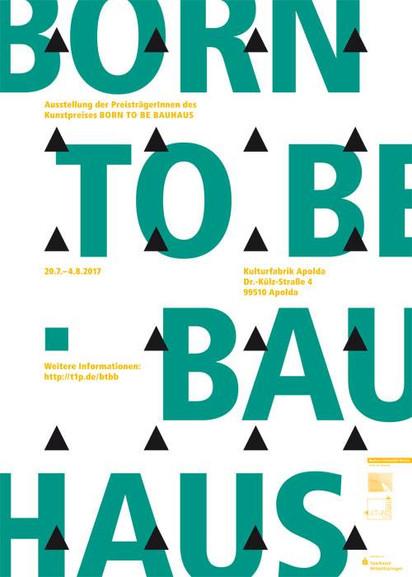 BORN TO BE BAUHAUS