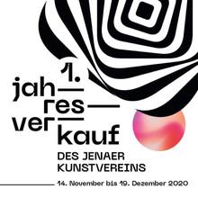 1. Jahresverkauf des Jenaer Kunstvereins // 1st annual sale of the Jenaer Kunstverein