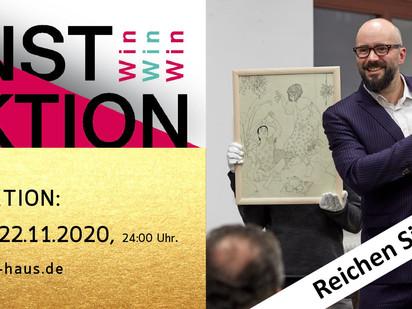 STILLE AUKTION / Pöge-Haus / Gebote bis 10.12.2020, 24 Uhr möglich