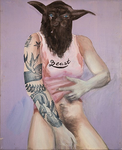 sophie von stillfried / the beast