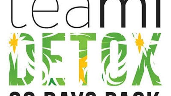 Team Detox 30 Days Pack