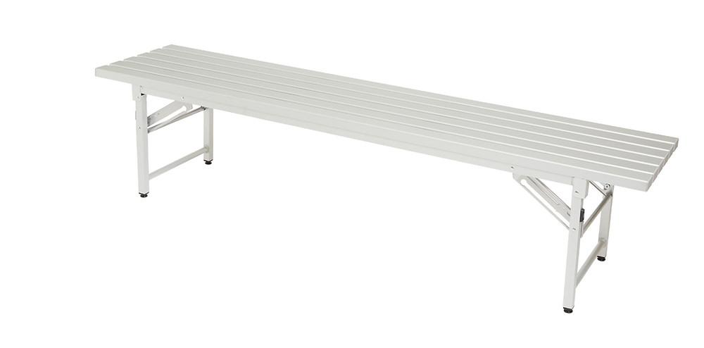 折り畳み式アルミベンチ