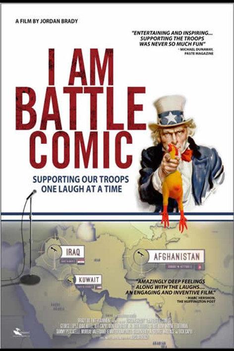 I Am Battle Comic - DVD