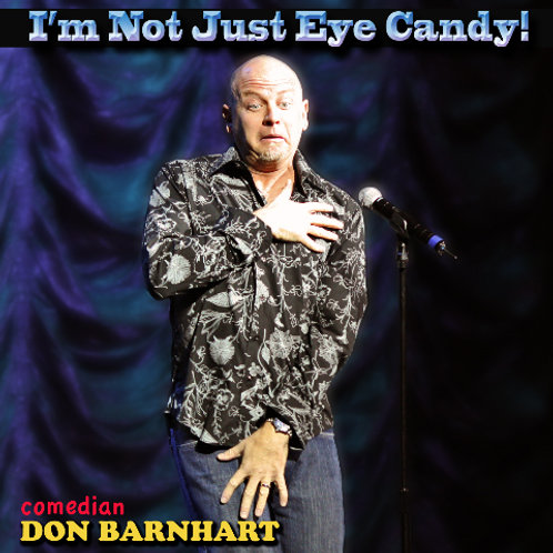 I'm Not Just Eye Candy - Audio CD