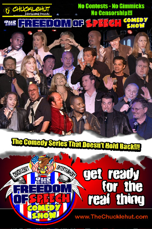 Freedom of Speech Comedy Show