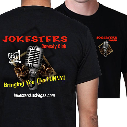 Black Jokesters Tee Shirt