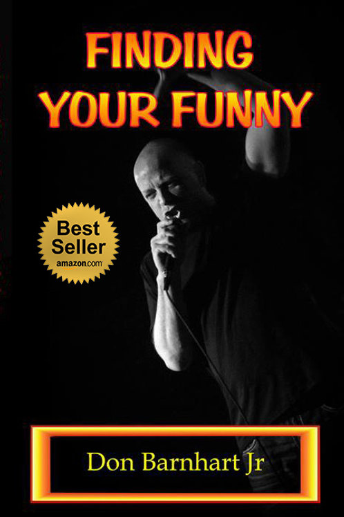 Finding Your Funny - Book