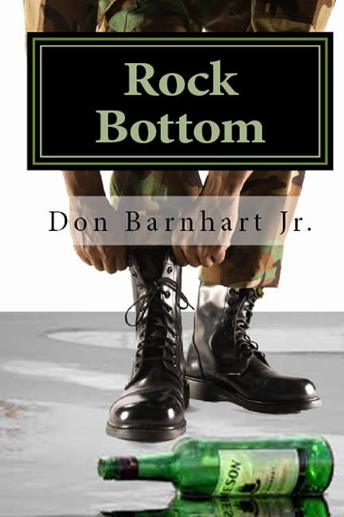 Rock Bottom - Book
