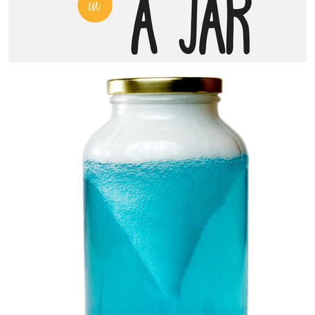 How to make a cloud in a jar?