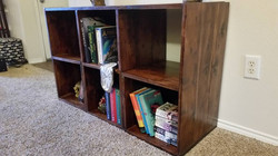 Bookcase combined