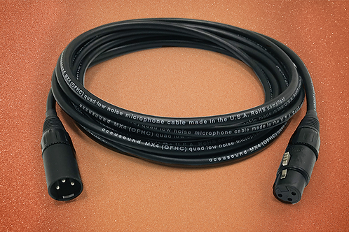 MX4 Microphone Cable