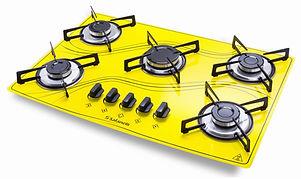 Cooktop Colors Safanelli