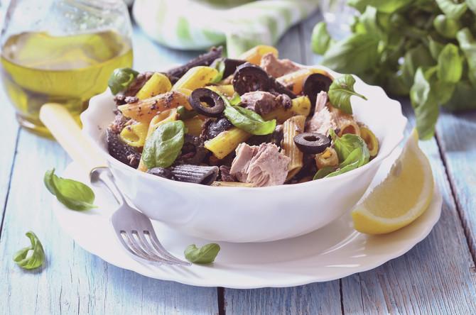 Salada, a refeição completa!