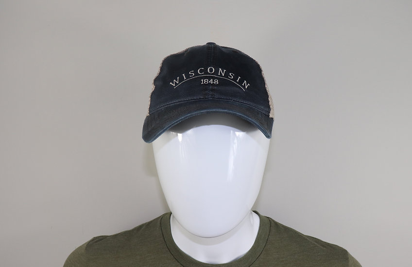 Wisconsin Relaxed Cap