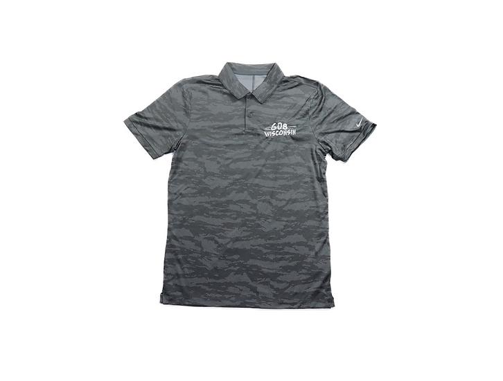 Men's 608 Nike Jacquard Polo