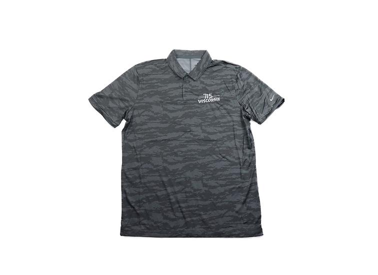 Men's 715 Nike Jacquard Polo