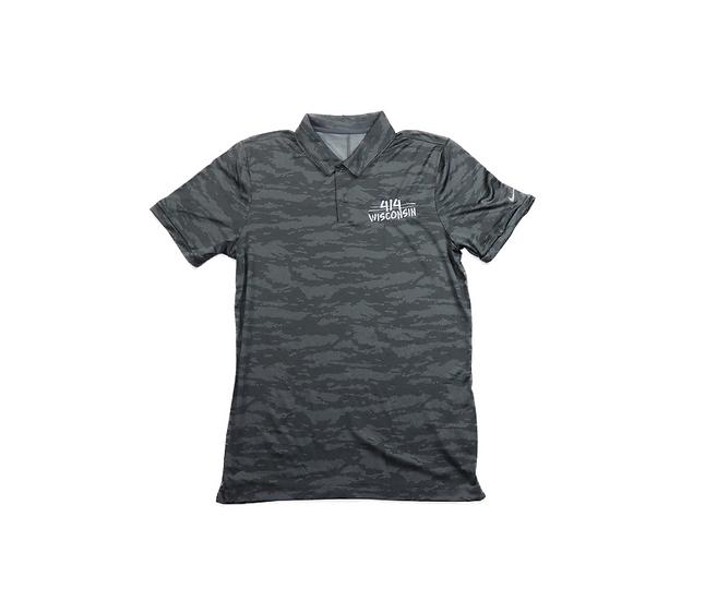 Men's 414 Nike Jacquard Polo
