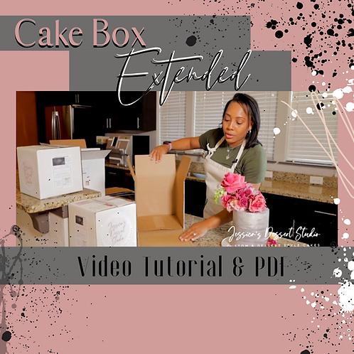 Cake Box Extended