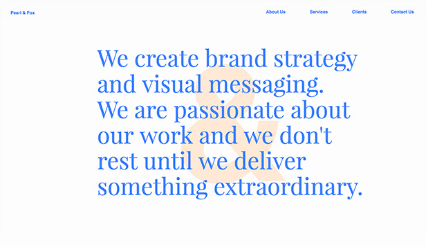Consulting & Coaching website templates – Brand Strategists