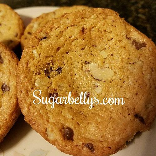 Pecan, Oatmeal Raisin, Peanut Butter & Cranberry Cookies
