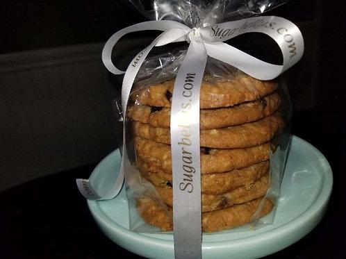 Oatmeal & Craisins Cookies