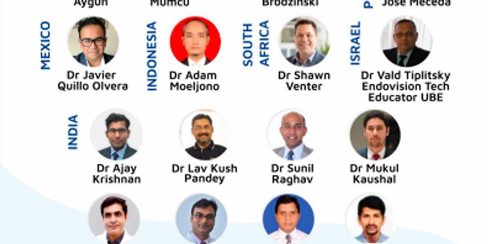 ESFICON-Mega Conference on Endoscopic Spine Surgery, Live Surgery & Cadaveric Workshop, 2021, INDIA