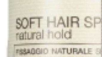 Hair Spray - Natural Hold (300ML)