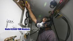 Tunneling 6203D TBM Manlock Final