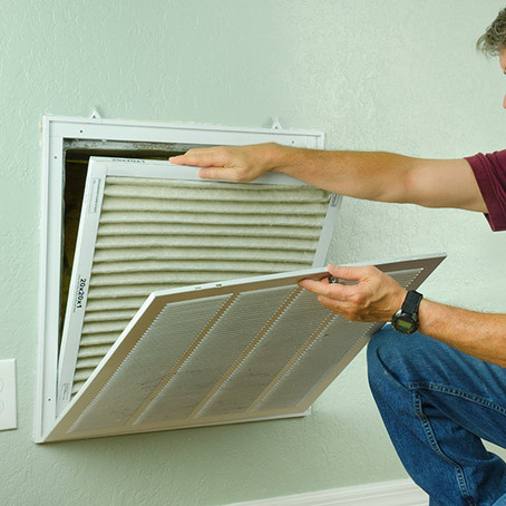 Why Regular Air Filter Replacement Matters