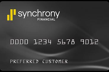 Synchrony Financial Credit Card