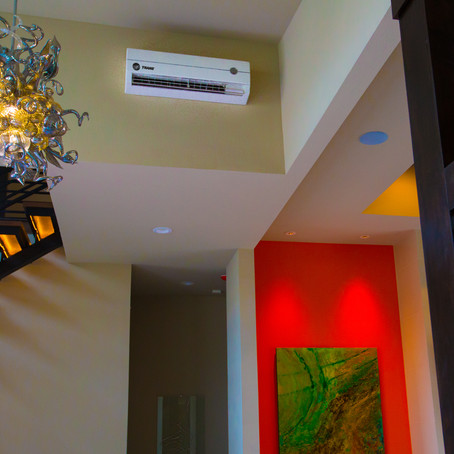 4 Reasons to Consider a Ductless HVAC System