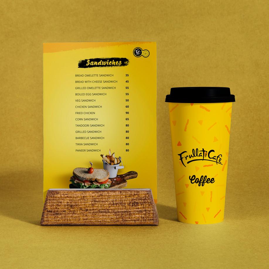 Frullati Cafe