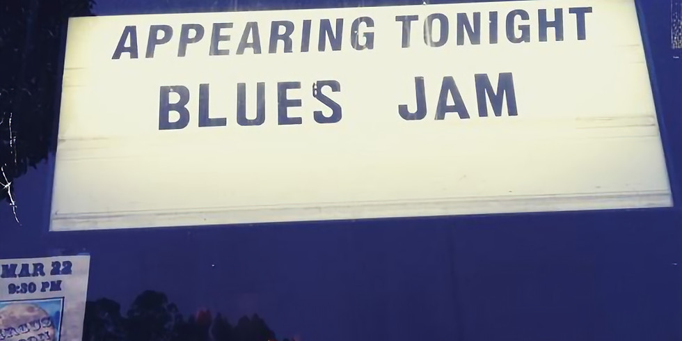 Pand.A LoCo Blues Jam // Juli