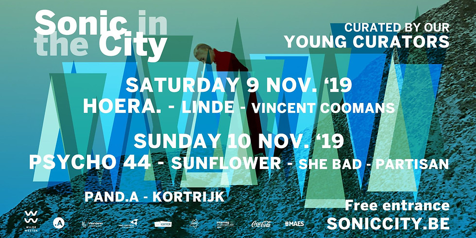 Sonic in the City 2019 • free entrance