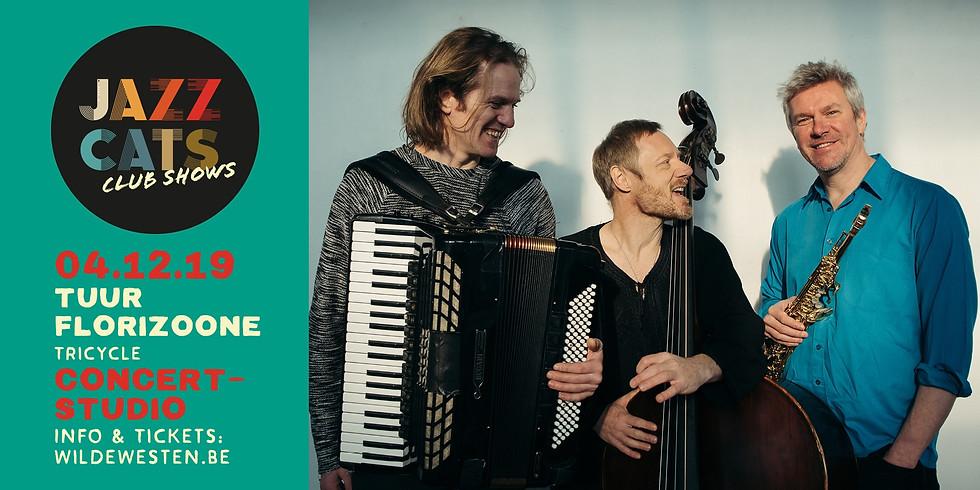 Jazz Cats Club Show: Tuur Florizoone • Tricycle