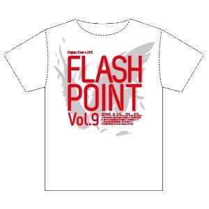 FLASH POINT vol.9 オリジナルグッズ紹介
