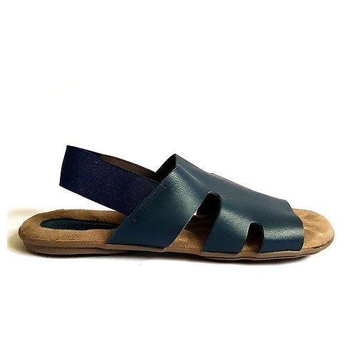 Sandália Comfy Azul