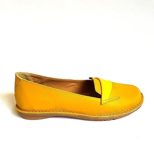 Loafer Color Amarelo