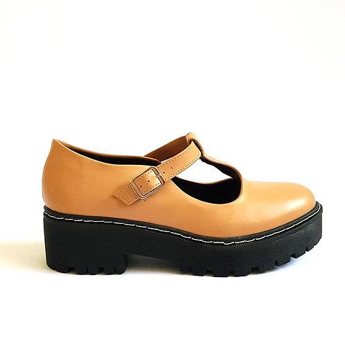 Sapato Boneca Tratorado