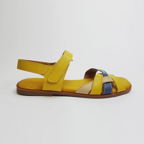Sandália Flat Color