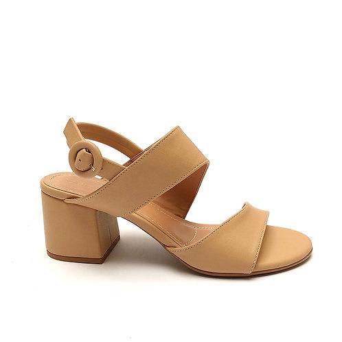 Sandália Assimétrica