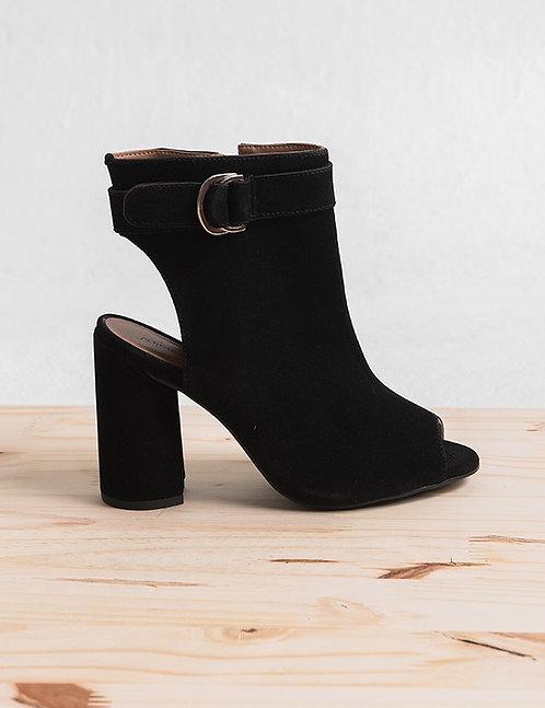 Ankle Boot Camurça