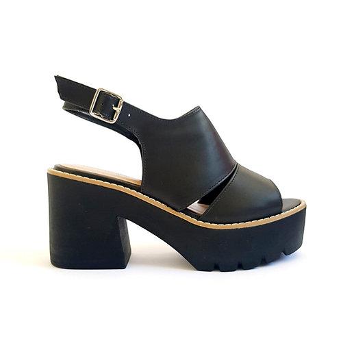 Sandália Tratorada Fashion