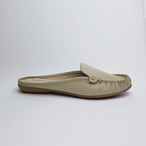 Mule Comfy Marfim