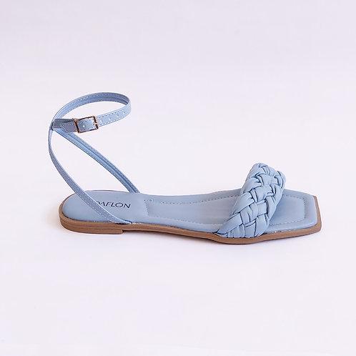 Sandália Tressê Color Azul
