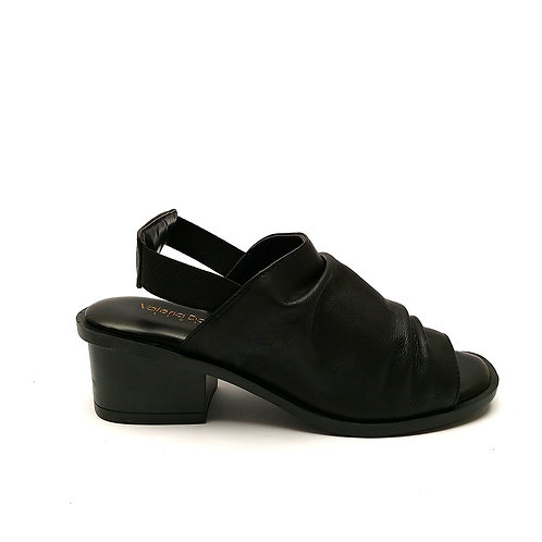 Sandália Boot Couro Black